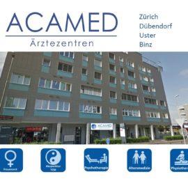 Praxiserweiterung Medizinzentrum Dübendorf