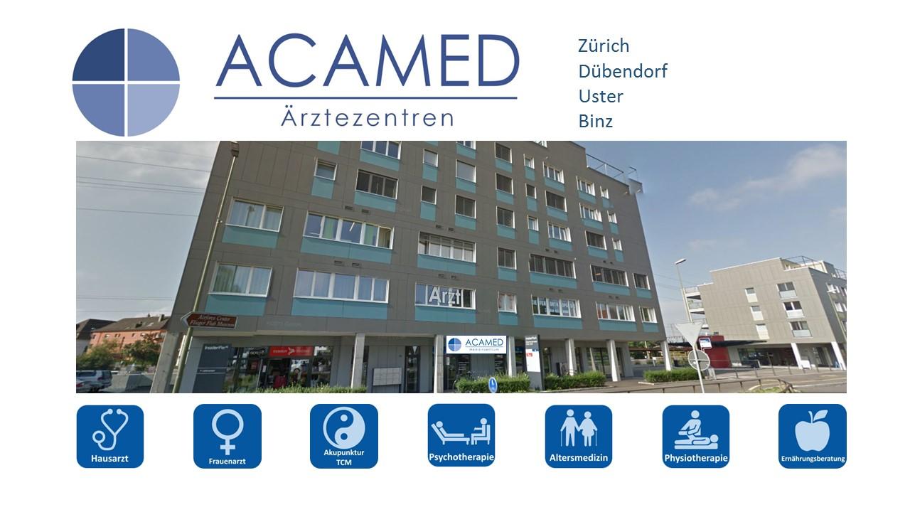 medizinzentrum dübendorf