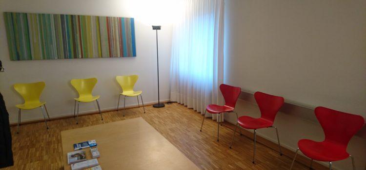 Neues ACAMED Ärztezentrum Zürich-Luchswiesen